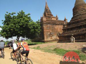 Myanmar Cycling