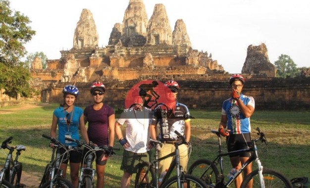 Saigon Cycling To Siem Reap  – 13 days