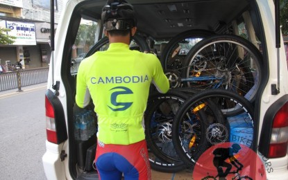 Phnom Penh Cycling Sihanoukville – 8 days