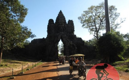Phnom Penh Cycling To Siem Reap – 6 days