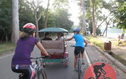 Tonle Sap Bike Tour – half day