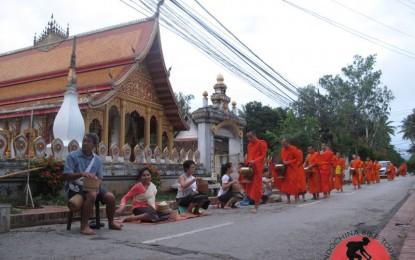 Luang Prabang Cycling Tour – 1 day