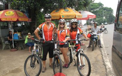 Hanoi Cycling To Halong Bay and Catba Island – 3 Days