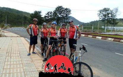 Hanoi Cycling To Hue – 10 Days