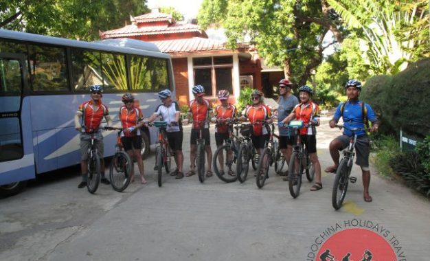 Hanoi Cycling To Siem Reap and Bangkok – 27 Days